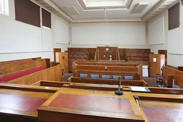 Court Room 8
