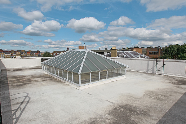 Roof Area 1