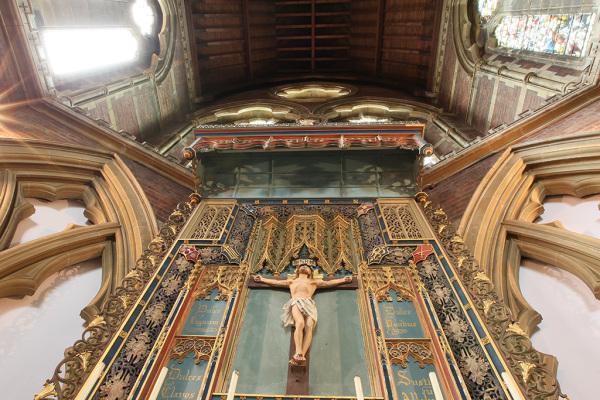 Interior Detail 2