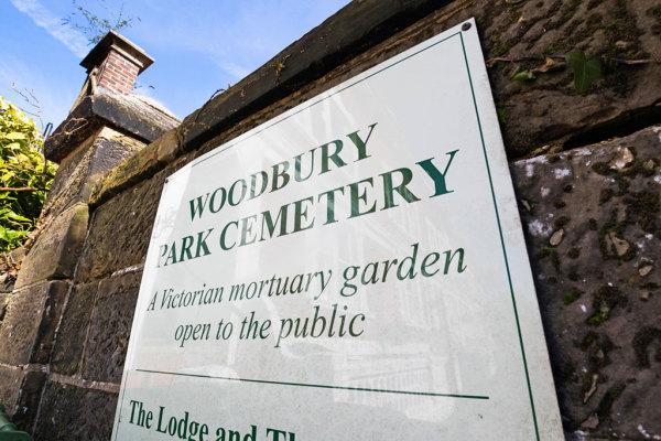 Woodbury Park Cemetery 1