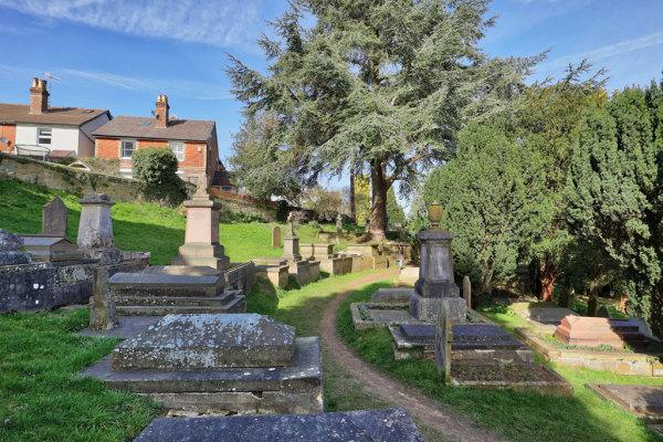 Woodbury Park Cemetery 5