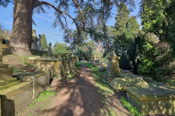 Woodbury Park Cemetery 6