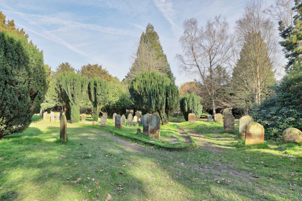 Woodbury Park Cemetery 9