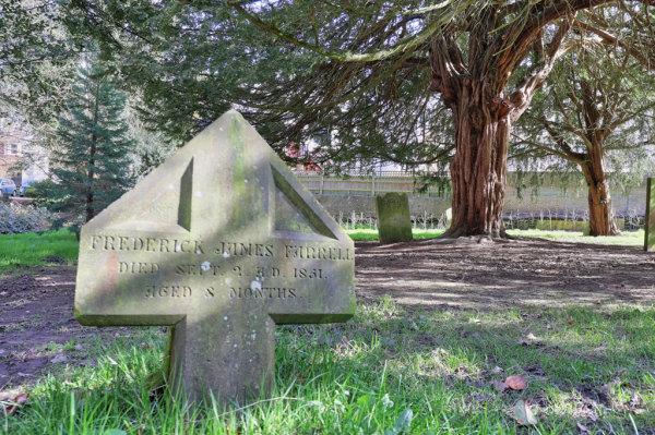 Woodbury Park Cemetery 12