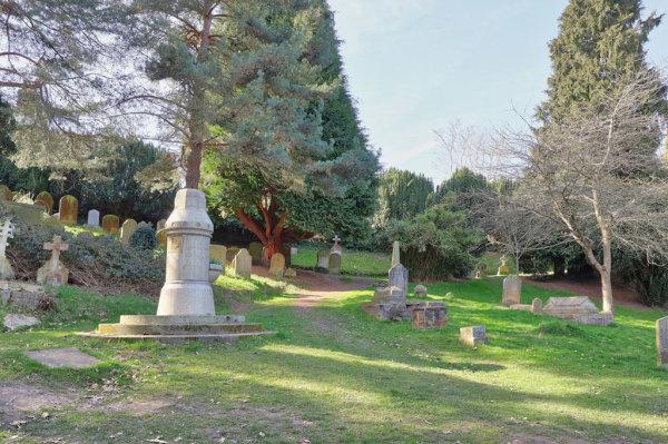 Woodbury Park Cemetery 13
