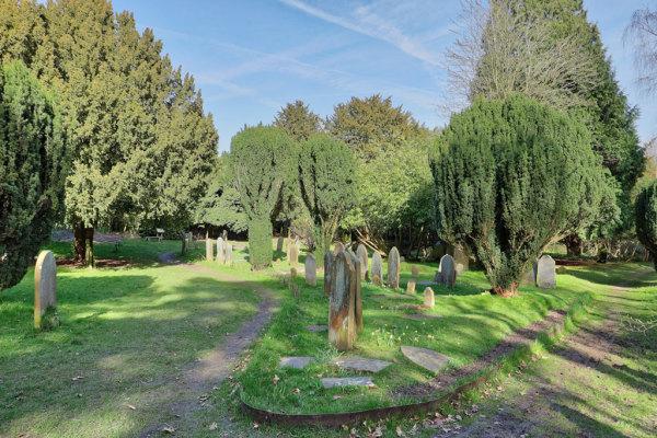 Woodbury Park Cemetery 14