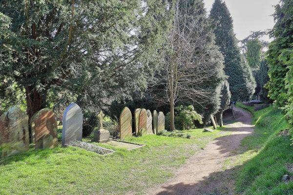 Woodbury Park Cemetery 17