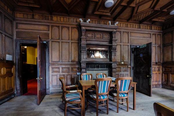 MEH Reception Room 1
