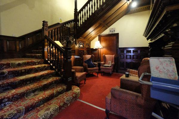 MEH Reception Room 18