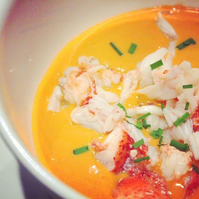 Lobstah Bisque