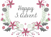 Happy 3. Advent