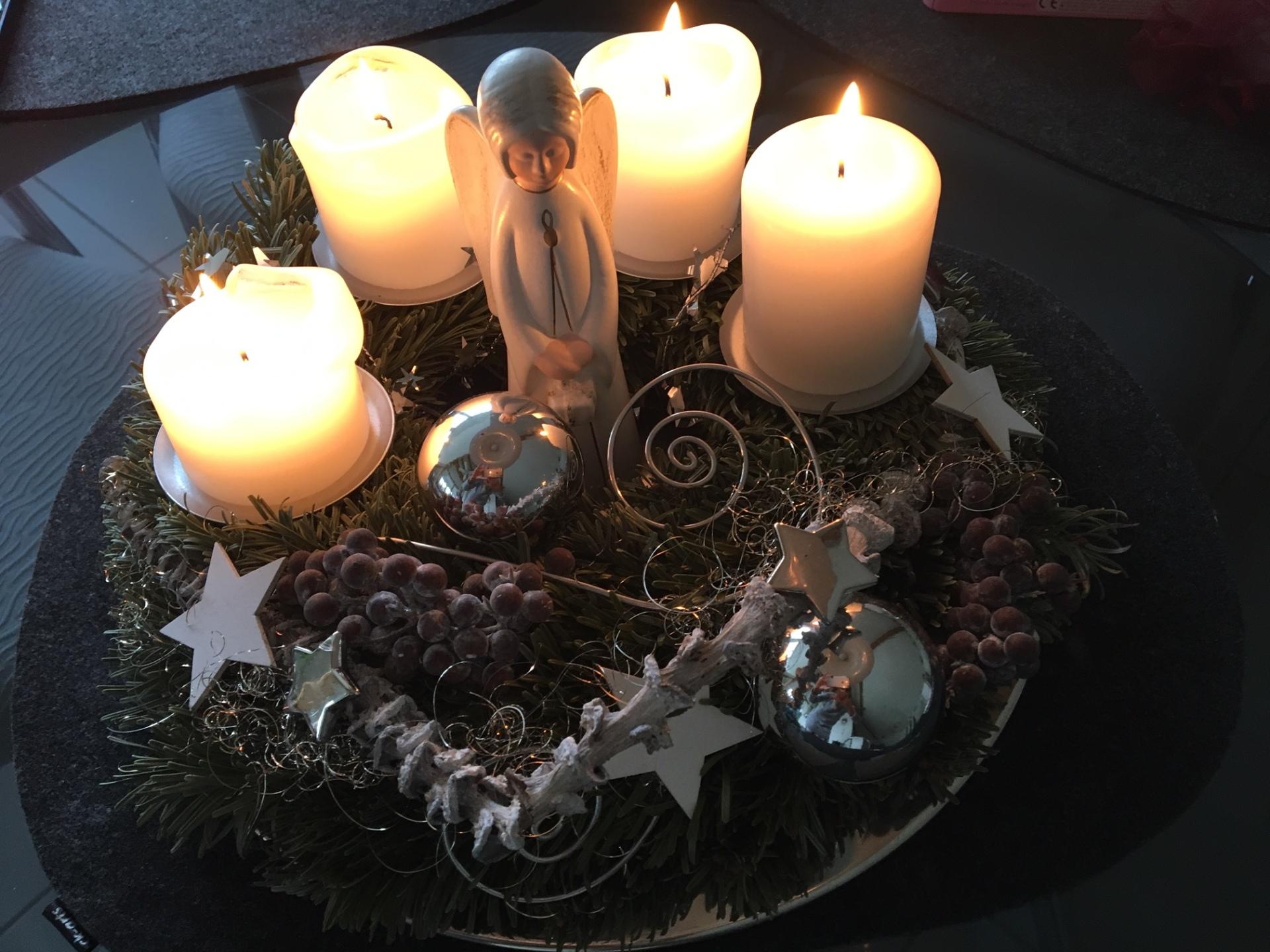 Happy 4th Advent