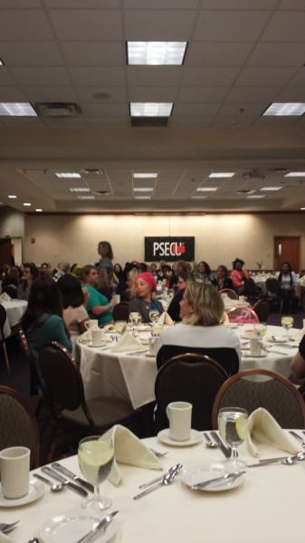 Suits to Careers at Women's Leadership Conference