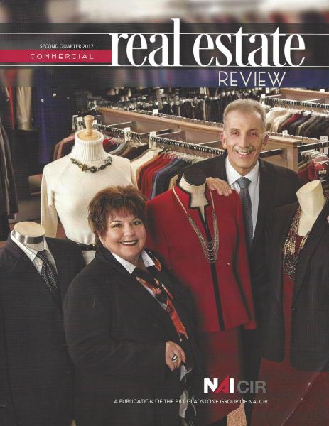 CEO Liz Vincent Gives Style Tips to Commercial Real Estate Review