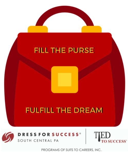 Fill the purse, fulfill the dream