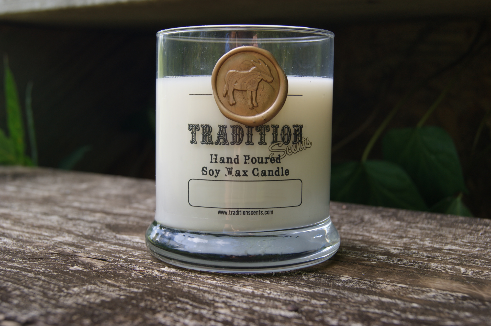 Status Jar Candles