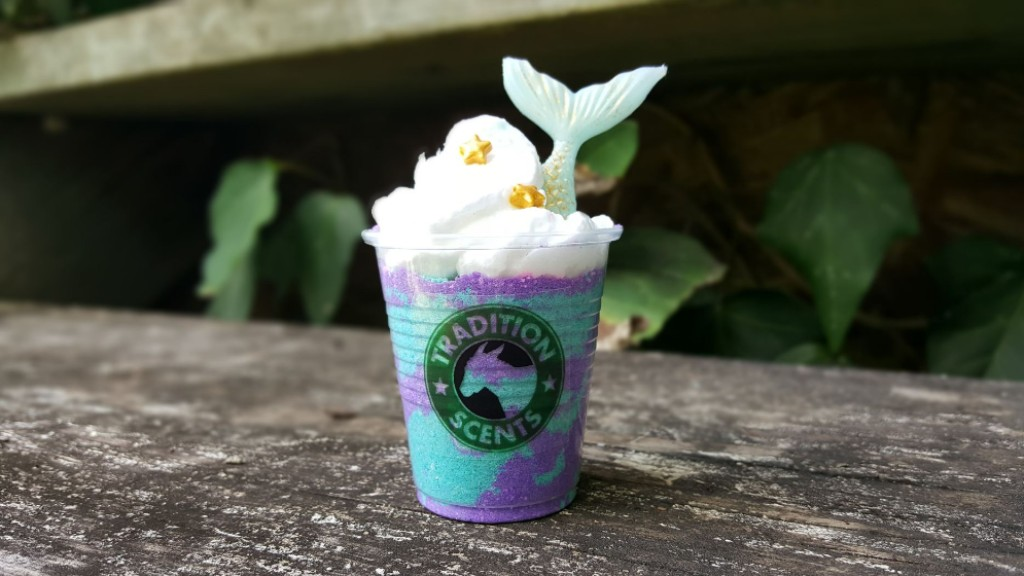 Mermaid Frapachino Bomb