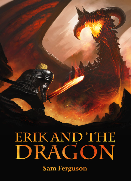 Erik and the Dragon, Dragon's Champion book four