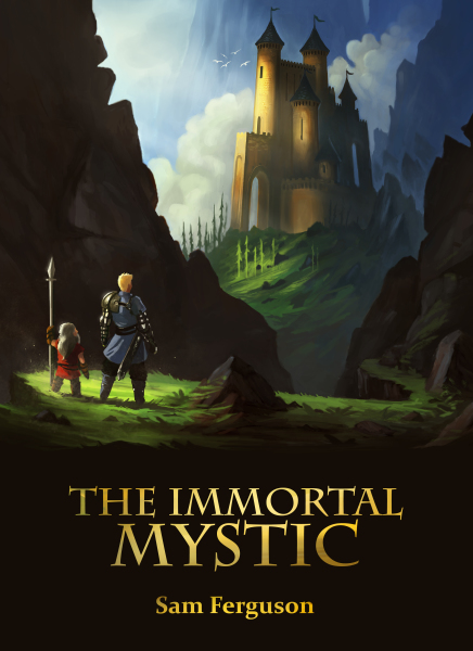 The Immortal Mystic, Dragon's Champion book five