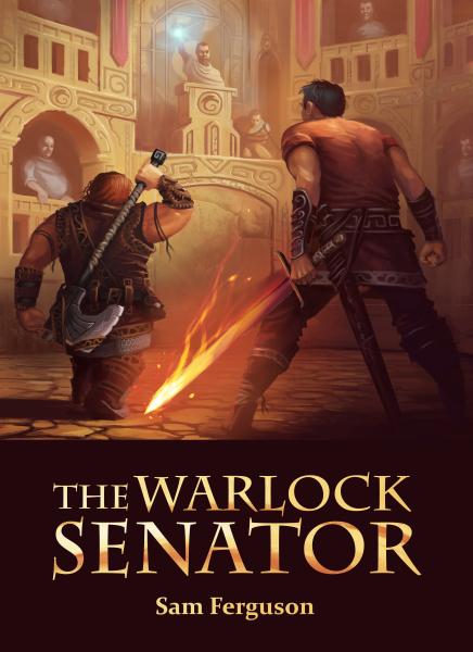 The Warlock Senator, The Dragon's Champion sequel