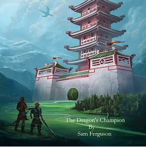 Audio Book Release, The Dragon's Champion