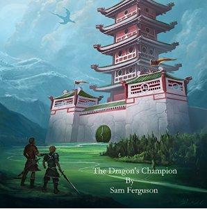 Audio Book Release, The Dragon's Champion