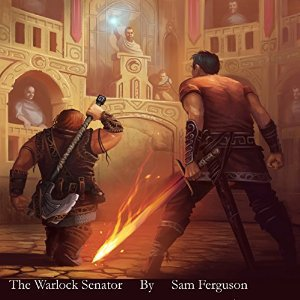 Audio Book Release, The Warlock Senator