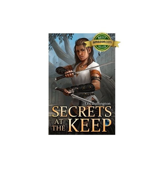 Secrets at the Keep is Now Available!