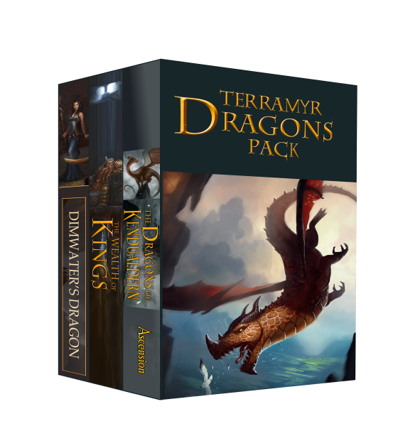 Now Available! A Bundle of Dragon Stories.