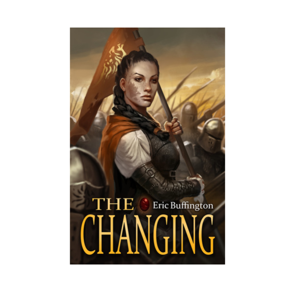 Cover Reveal, The Changing!