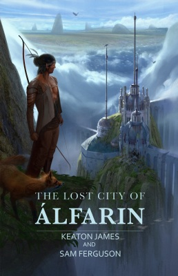 Now Available! The Lost City of Alfarin.