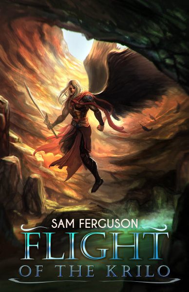 Flight of the Krilo is available today!