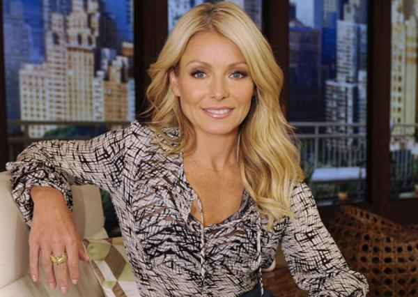 Kelly Ripa (compliments of NYdailynews.com)
