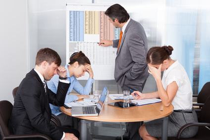 One Reason Why Your Employees Are Underperforming