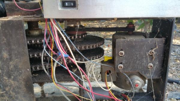 Old operator repair