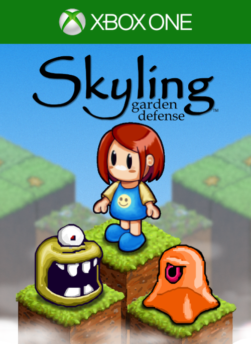Skyling : Garden Defense