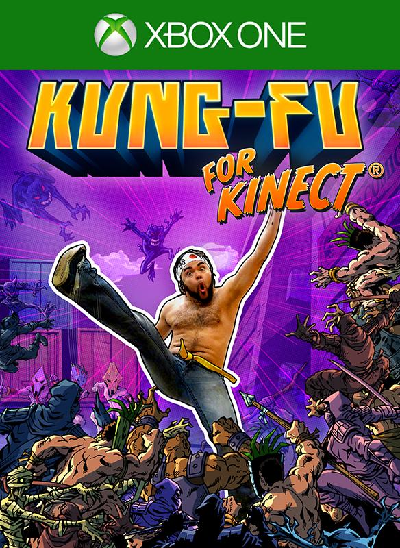 Kung Fu for Kinect