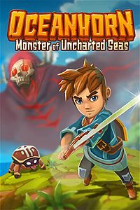 Oceanhorn - Monster of the Uncharted Seas