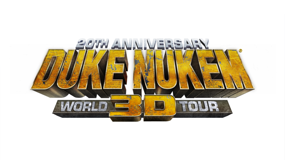 Duke Nuke 'Em 3-D - 20th Anniversary World Tour