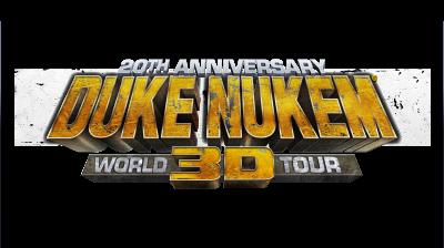 Duke Nuke 'Em 3-D - 20th Anniversary World Tour