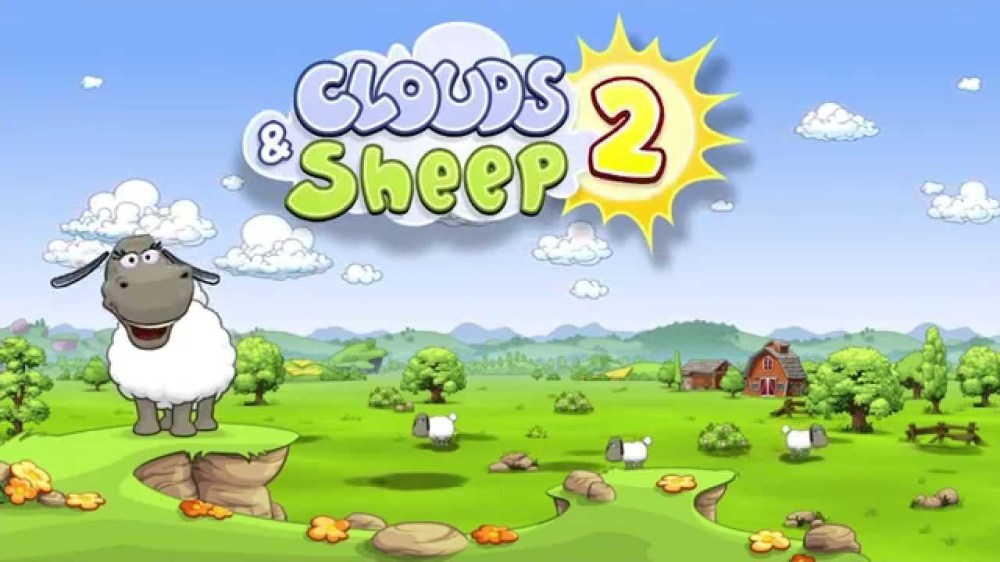 Cloads and Sheep 2