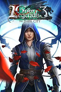 Grim Legends 3 - The Dark City