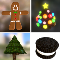 The Gingerbread Men - Some elements