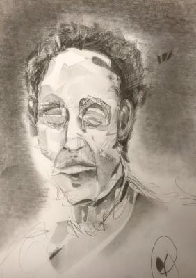Self Portrait 98