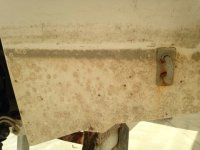Bottom Detailing of barnicals