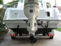 Donzi boat bottom paint