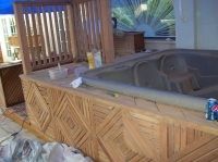 Restoration Jacuzzi Top Penthouse
