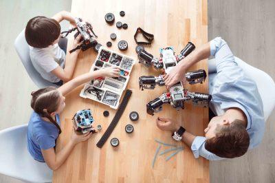Robotics for Kids | STEM Builders ROBOTICS & Math Learning Center