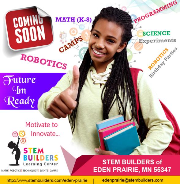 STEM Builders of EDEN PRAIRIE