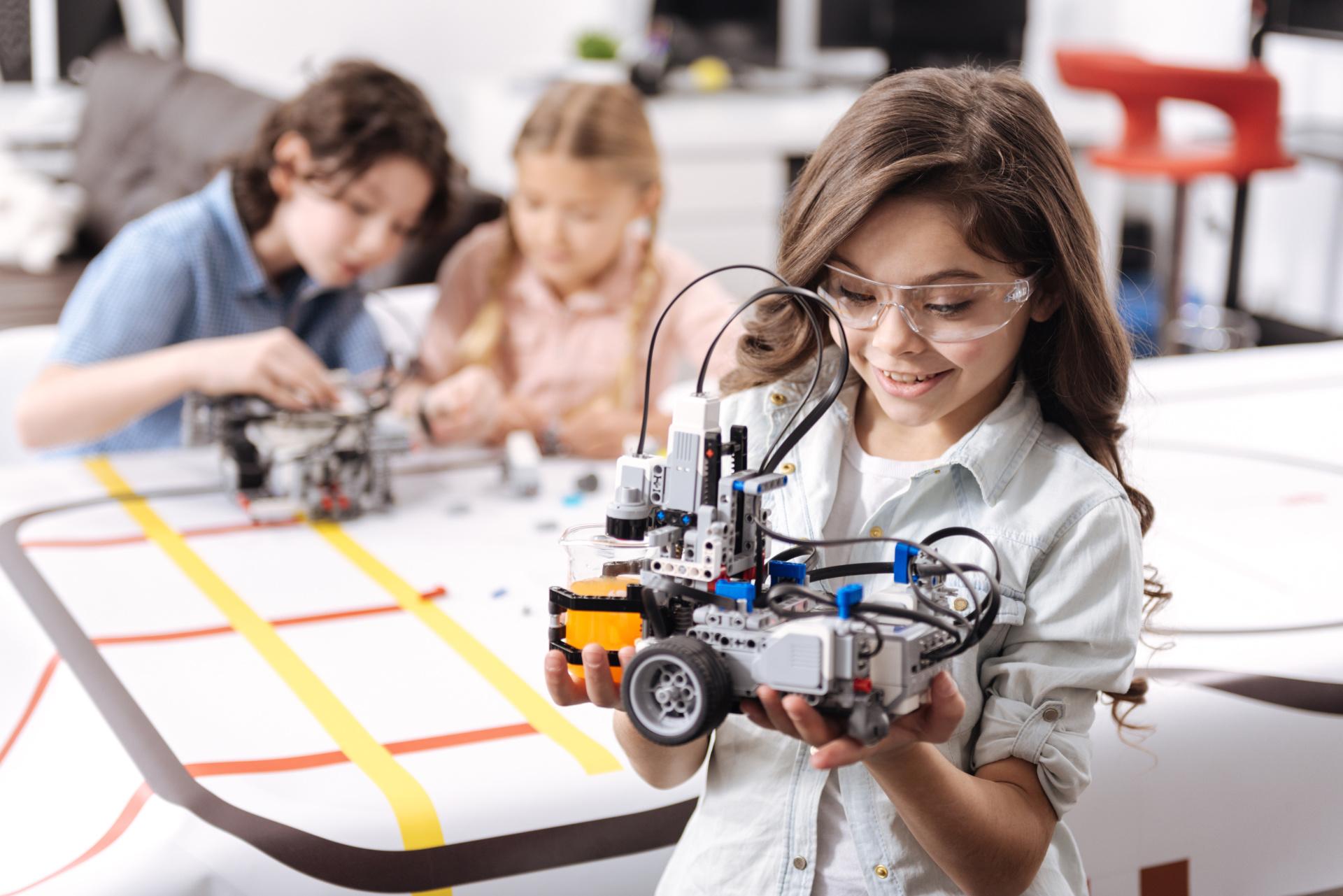 Rbotics for Kids | STEM Builders ROBOTICS & Math Learning Center